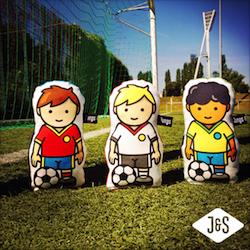 Geschenkidee zur Fussball WM 2014: Fussballfreund