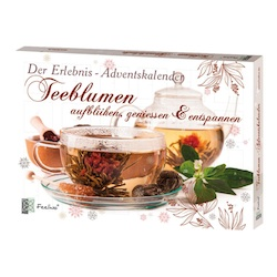 Teeblumen-Adventskalender