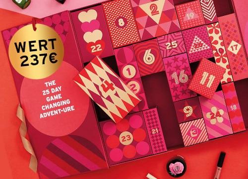 The Body Shop Deluxe Adventskalender für Frauen