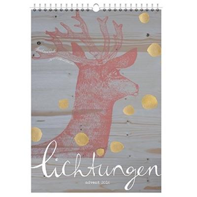 Adventskalender für Frauen: Lichtungen 2016