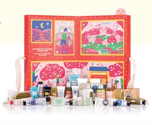 Beauty Adventskalender: L'Occitane Adventskalender 2019
