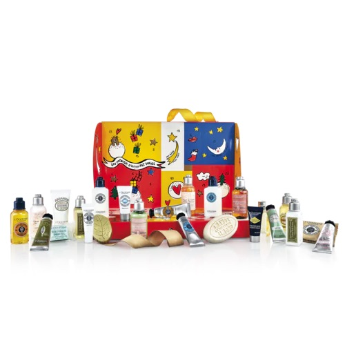 Beauty Adventskalender: L'Occitane Adventskalender 2018