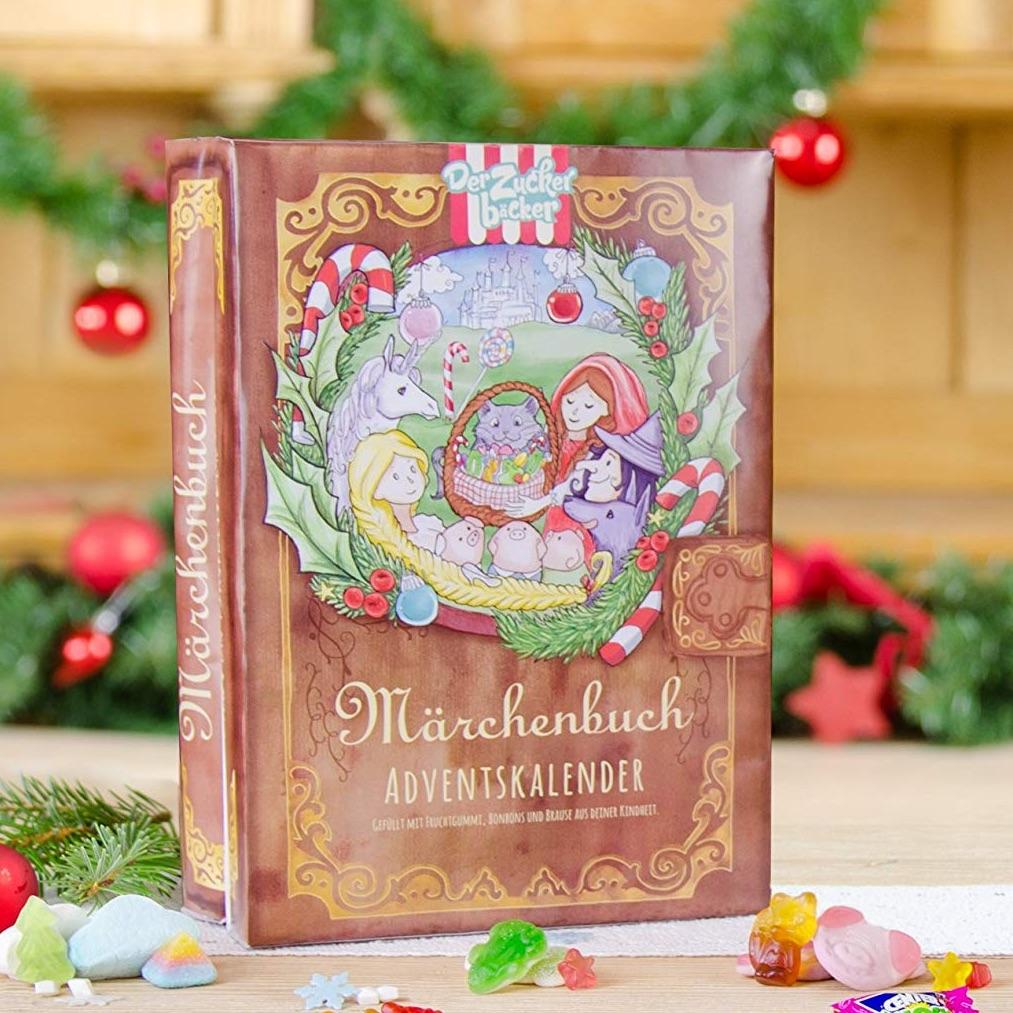 Adventskalender voller Kindheitserinnerungen