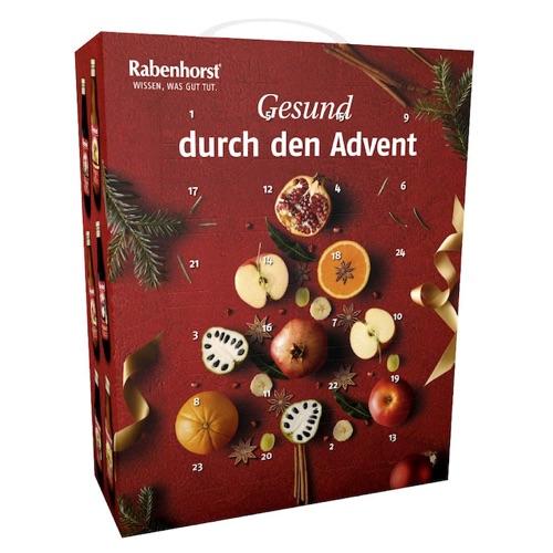 Rabenhorst Saft Adventskalender