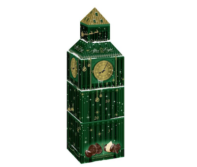 Big Ben Adventskalender im 3D Design