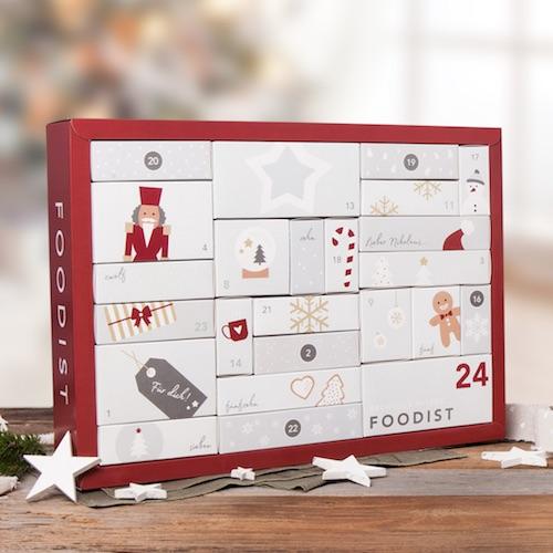 Foodist Gourmet Adventskalender 2017