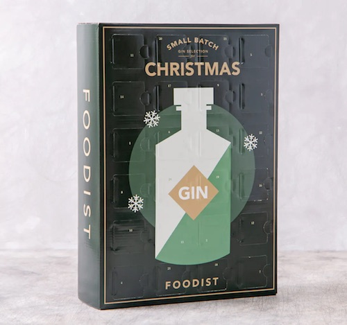 Gin Adventskalender von Foodist