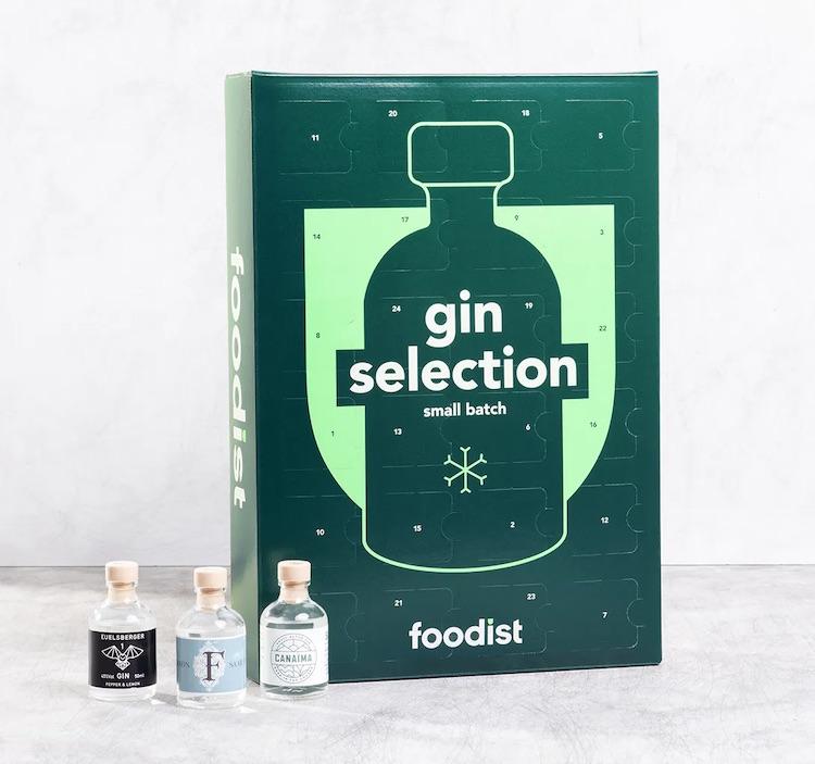 Gin Adventskalender von Foodist