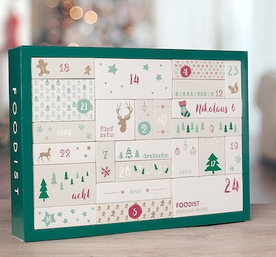 Foodist Gourmet Adventskalender 2016