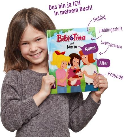 Geschenkidee zum Schulstart: Personalisierte Kinderbücher