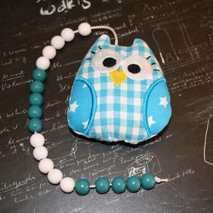 Geschenk zur Einschulung: Zählkette als Rechenhilfe