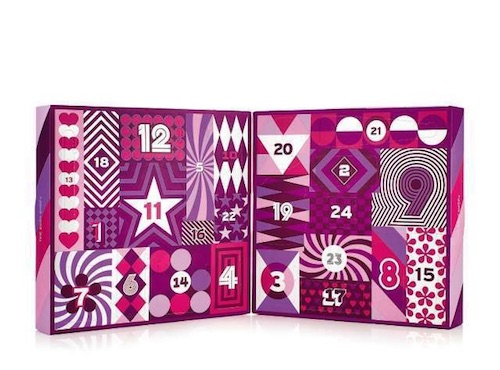 24 Days of Beauty Adventskalender von The Body Shop