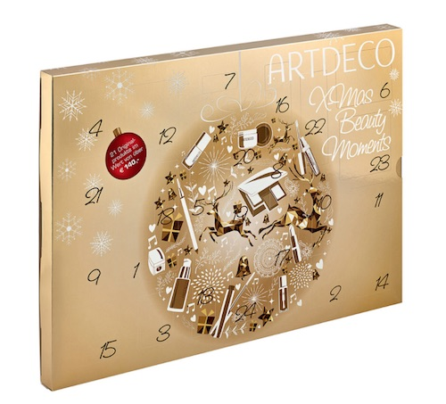 Beauty Adventskalender: artdeco Adventskalender 2017