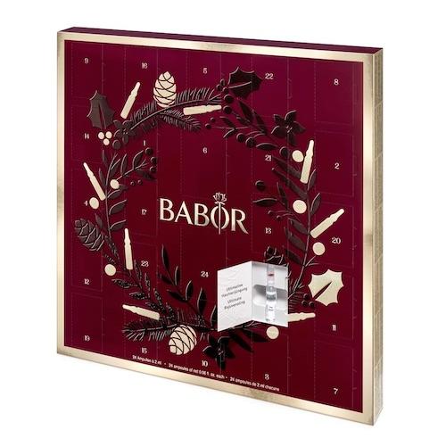 Kosmetik Adventskalender: Babor Adventskalender gefüllt mit Beauty Ampullen