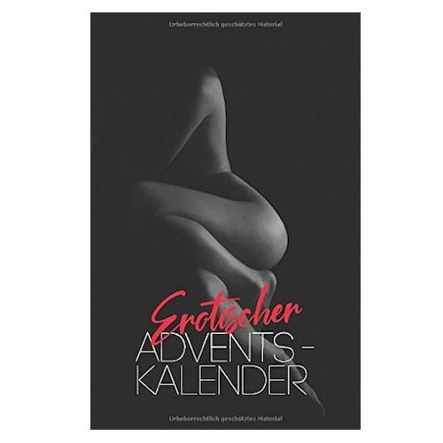 Erotischer Adventskalender zum Selbstausfüllen