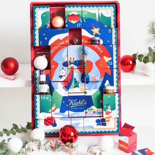 Kiehls Beauty Adventskalender 2019