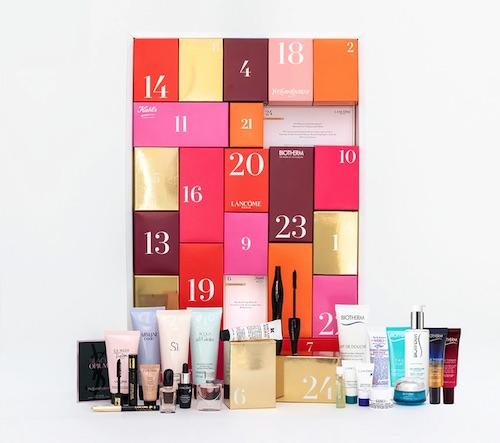 Loreal Kosmetik Adventskalender 2018