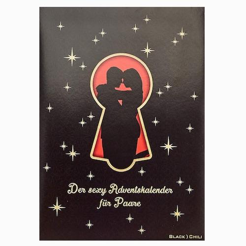 Sexy Adventskalender für Paare mit Schokolade