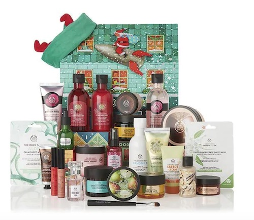Body Shop Adventskalender 2019
