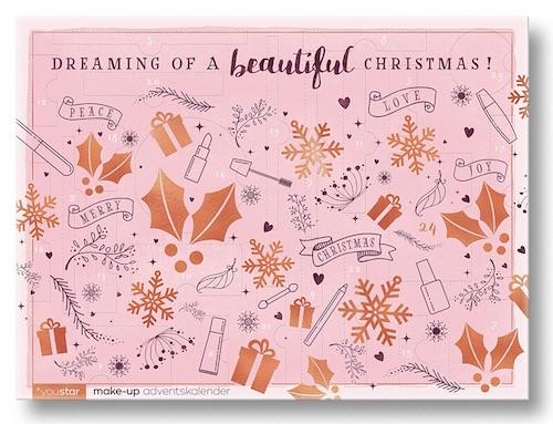Makeup Adventskalender von youstar
