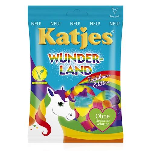 Süßes für die Unicorn-Schultüte: Katjes Einhorn-Wunderland