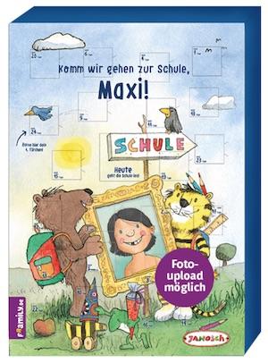 Geschenkidee zum Schulstart: Countdown Kalender zum Schulanfang