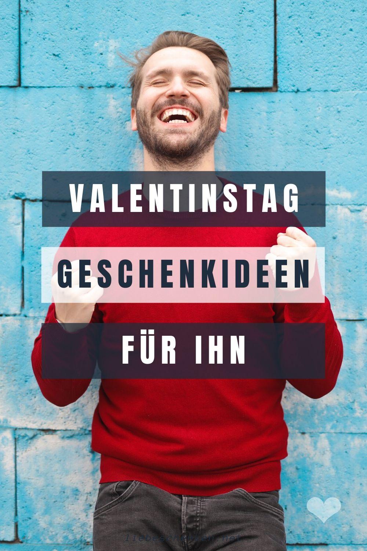 Geschenke für Ihn zum Valentinstag: Romantische & Sexy Valentinsgeschenke für Ihn