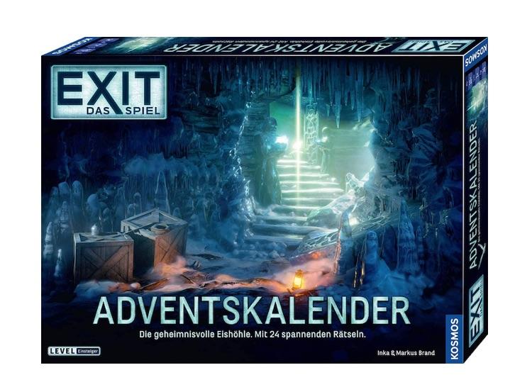 Exit Adventskalender von Kosmos - Ein Escape Room Rätsel für jeden Tag