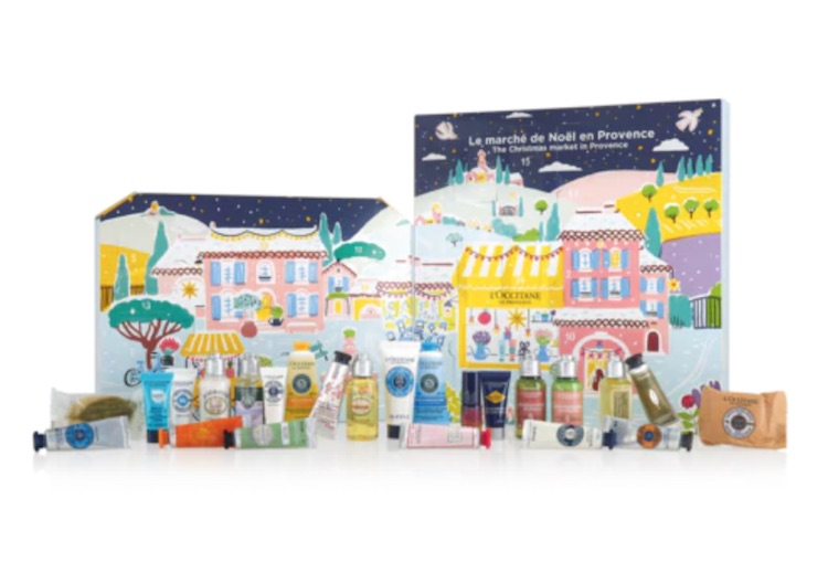 Beauty Adventskalender: L'Occitane Adventskalender 2020