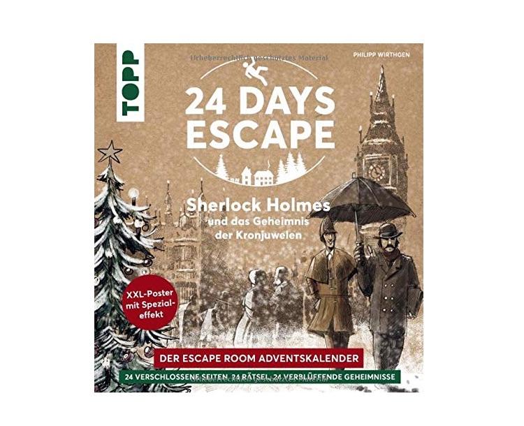 Escape Room Adventskalender 2020