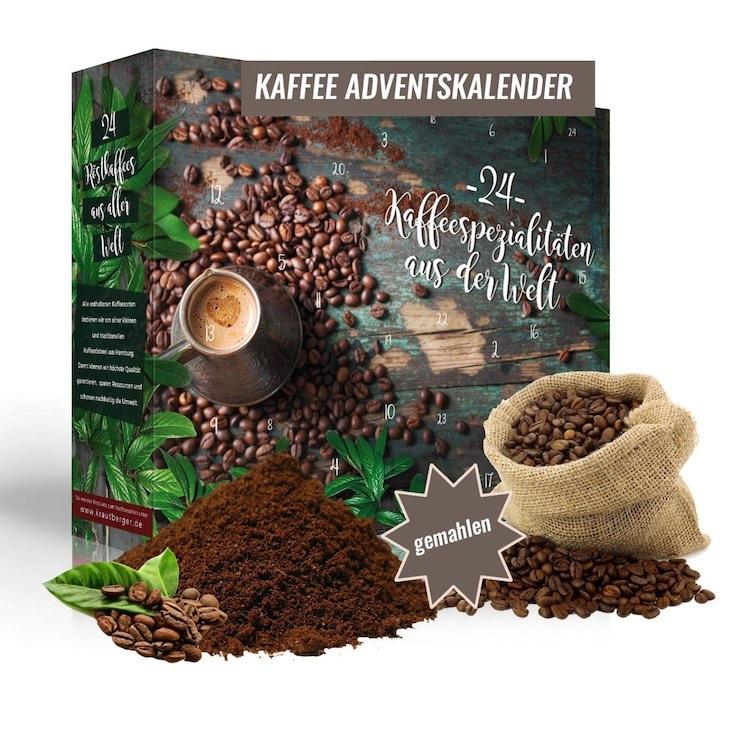 Kaffee-Adventskalender