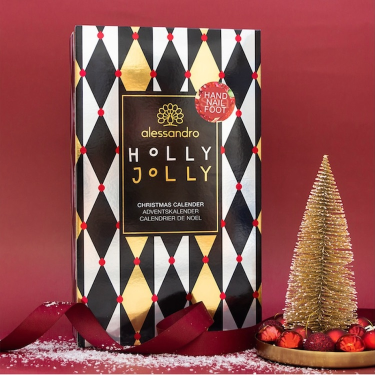 alessandro Holly Jolly Spa Adventskalender 2020