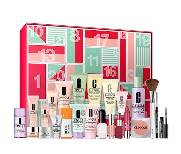 Kosmetik Adventskalender: Clinique Adventskalender 2020