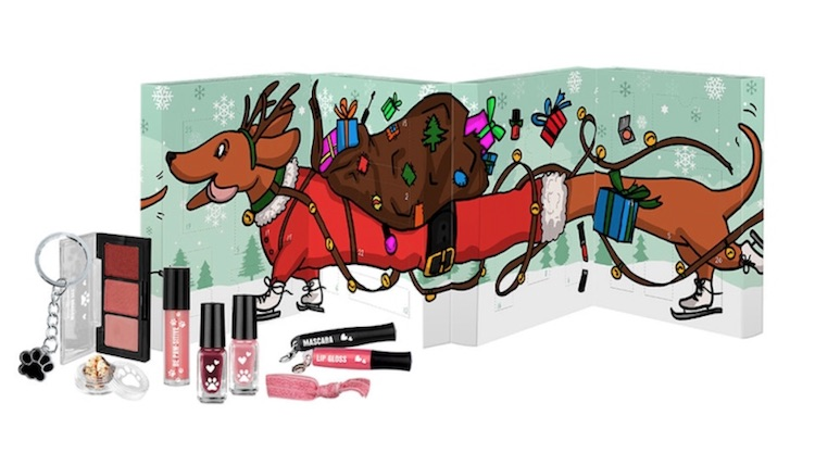 Boulevard de Beauty Adventskalender 2020