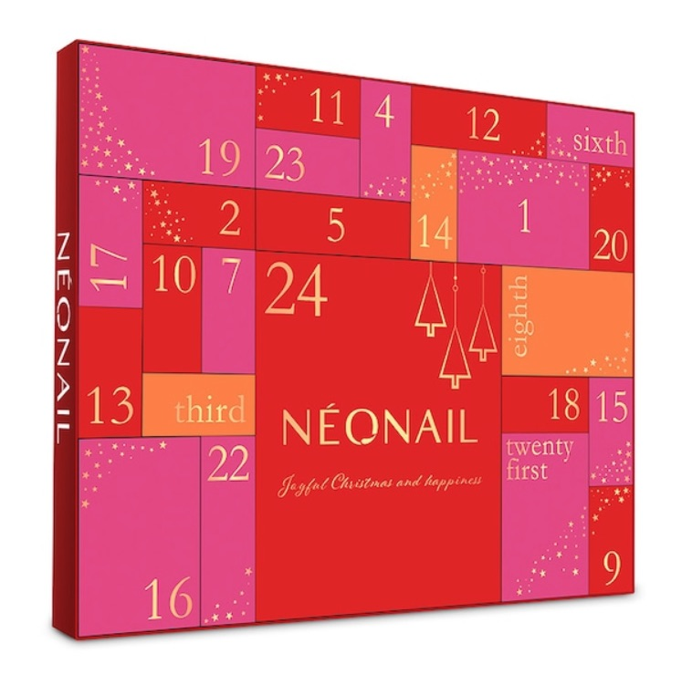 Beauty-Adventkalender 2020: NeoNail Adventskalender gefüllt mit Nagellack & Nagelpflegeprodukten