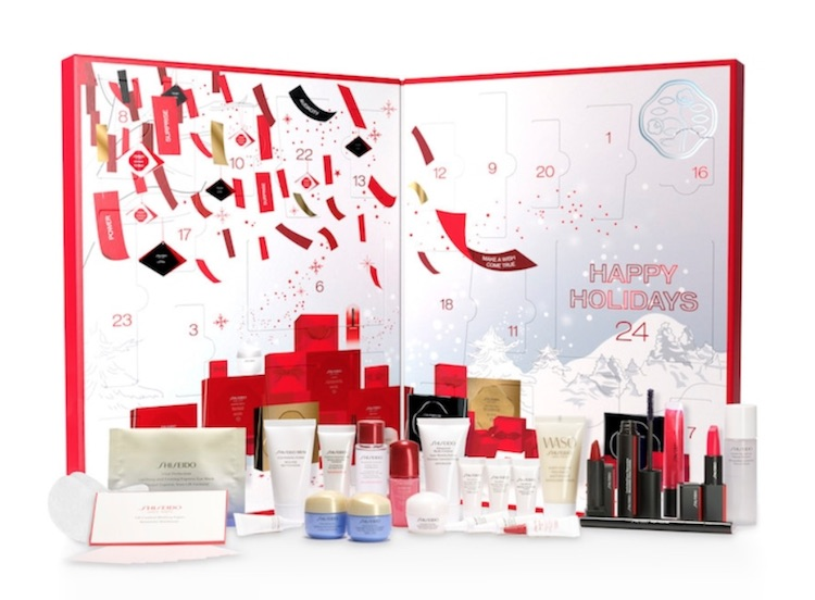 Japanese Beauty Adventskalender von Shiseido