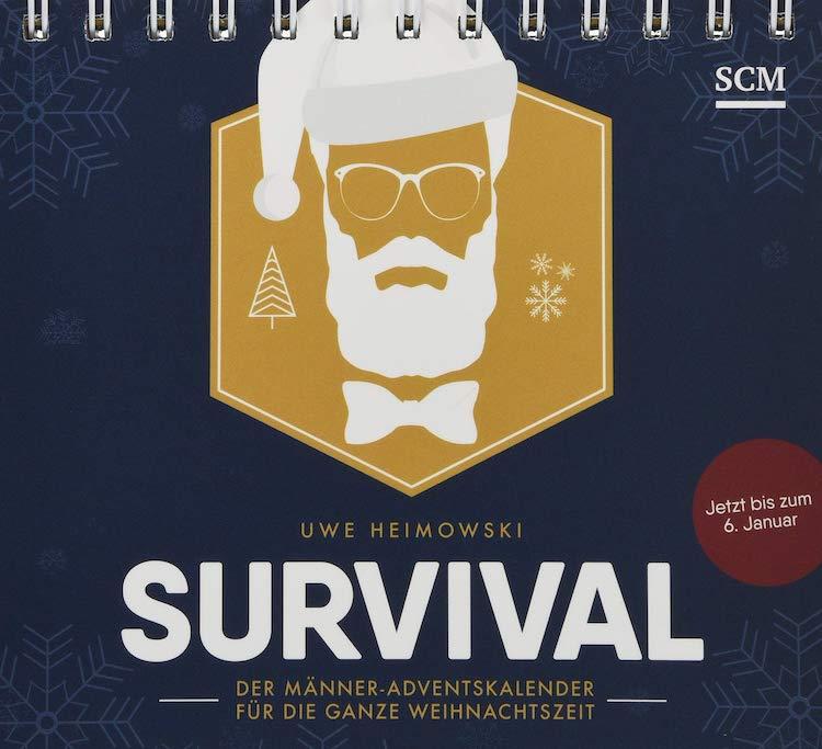 Survival Adventskalender für Männer