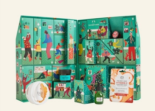 Ultimate Body Shop Adventskalender 2020