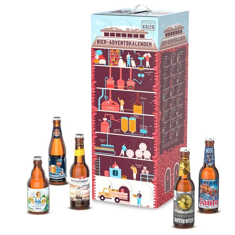 Bier Adventskalender 2020