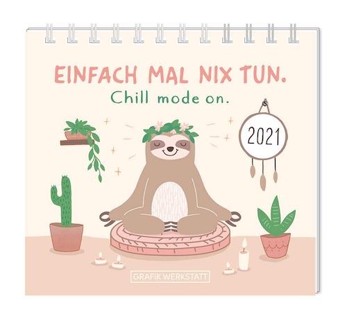 Lustiges Wichtelgeschenk mit K bis 10 Euro: Kalender mit witzigen Sprüchen