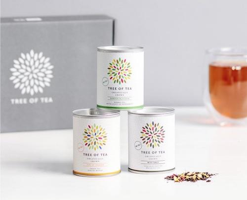 Tee im Probierset als Geschenk für Mama