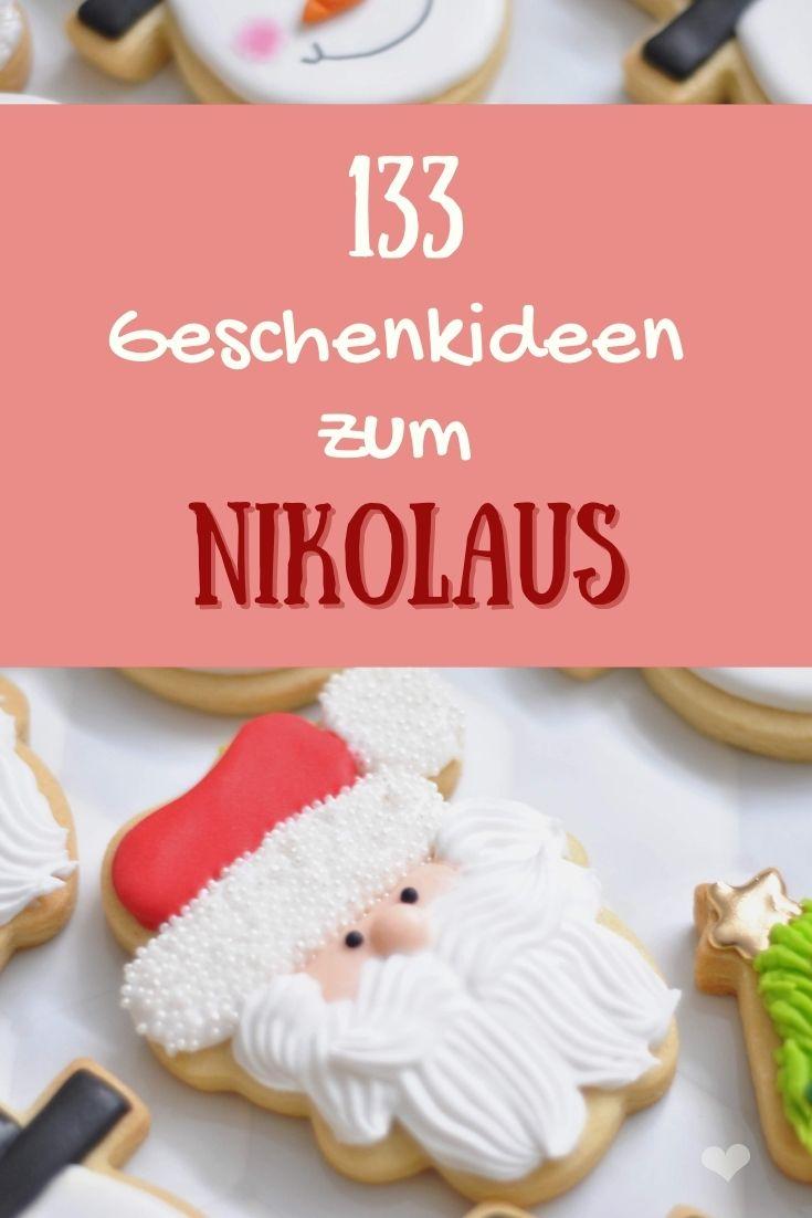 Ideen für Nikolausgeschenke: Über 133 Ideen für in den Stiefel zum Nikolaus
