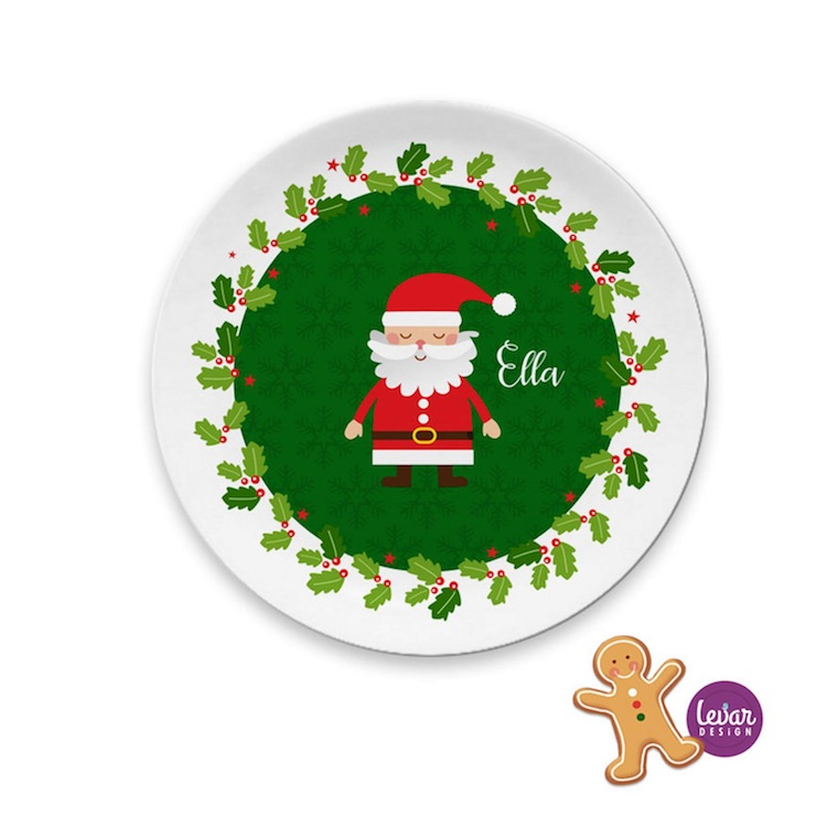Nikolausteller zum Befüllen mit Süßigkeiten