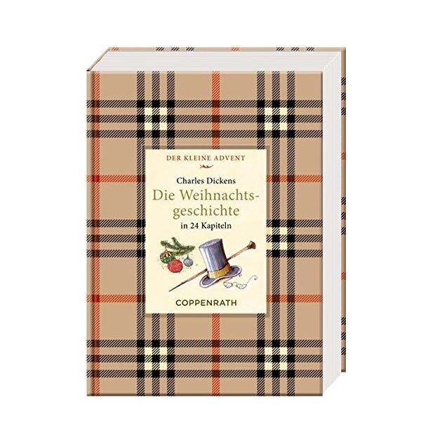 Die Weihnachtsgeschichte von Charles Dickens in 24 Kapiteln als Vorlese-Adventskalender