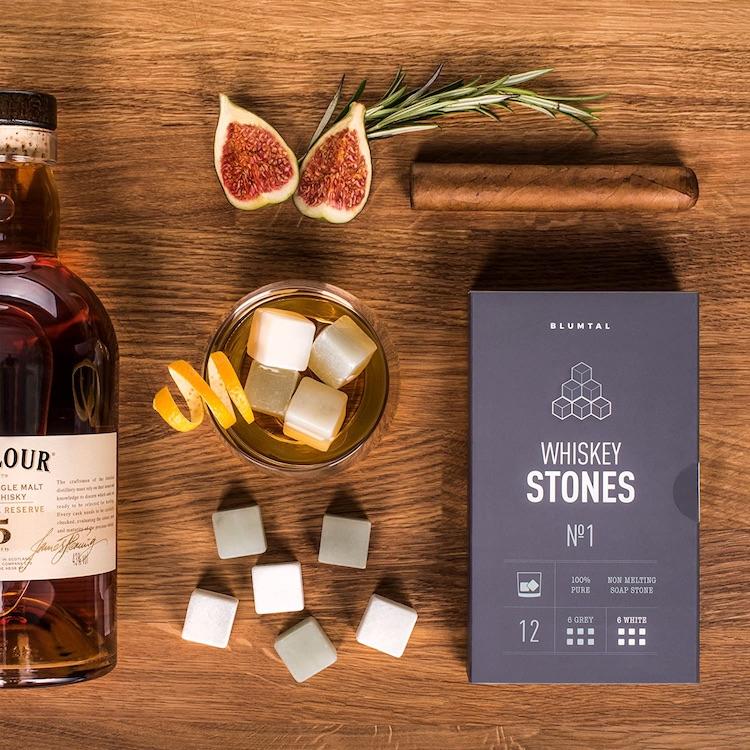Wichtelgeschenkidee: Whiskey Steine