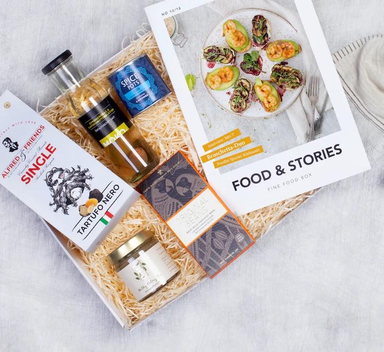 Fine-Food-Box von Foodist als Geschenk