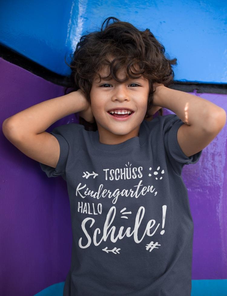 T-Shirt zum Kindergartenabschied